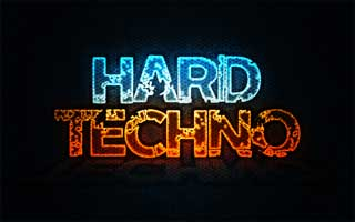 HARDTECHNO Wallpaper Preview